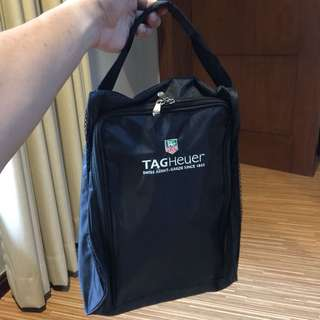 Tag Heuer Shoes Bag / Pouch Original 100%