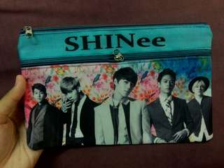 SHINee pencil case