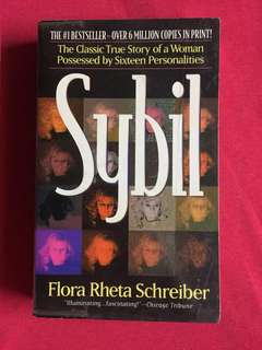 Paychological Novel (Sybil)