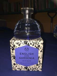 English Dawn Gardenia by The Body Shop