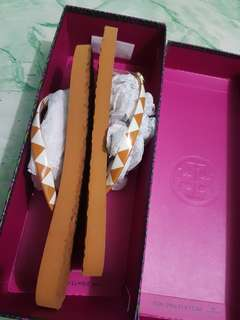 Brand New Tory burch slipper