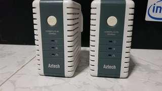 Aztech 200Mbps Ethernet Adaptors