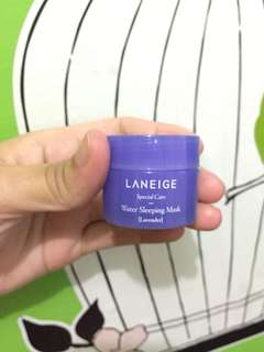 Laneige Water Sleeping Mask Lavender