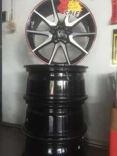 18 inches Sport Rims
