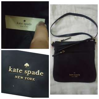 Authentic!Kate spade ♠️ sling bag (japan)