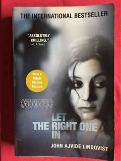 Romantic Horror (Let the Right One In)