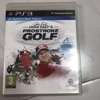 PS3 Game pro stoke golf