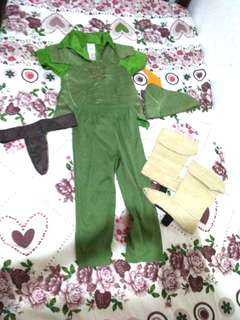 Peter Pan Costume (used once )