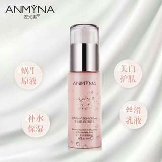 🎀Anmyna Dreamy Moisturizing Cream🎀安米娜梦幻美肌乳🎀  ➡ Moisturising. Maintain And Improve Skin Water Level ➡ Skin Feel Smooth And Soft  ➡ Light Texture. Non Sticky Feel. Non Oily. Easily Absorbed Into Skin.