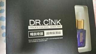 Dr.cink 經典保濕組鎖水精華4mlx2 + 藜麥精華2ml + 美白精華2ml 保存至2020.05.17