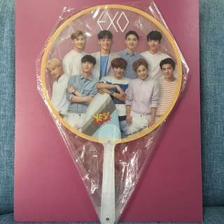 EXO Yes! 扇