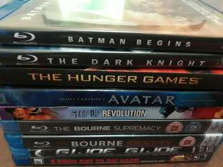 Orginal Blurays DVD for Sale