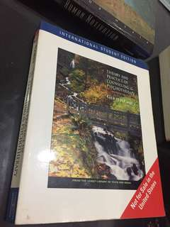 Theory and Practice of Counseling and Psychotherapy #midyearsale