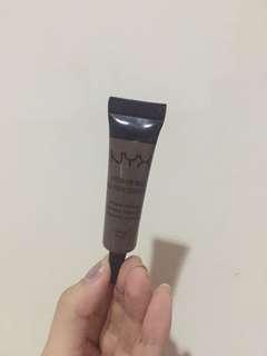 Nyx eyebrow gel