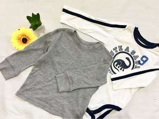 Bundle Longsleeves 18-24 months