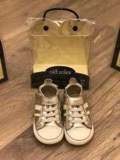 🚚 澳洲進口 Old soles童鞋EU21