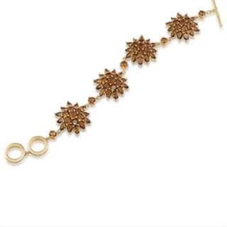 CAROLEE Desert Oasis Dahlia Gem Bracelet