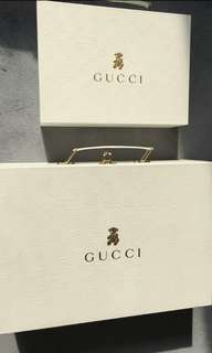 Gucci儲物盒