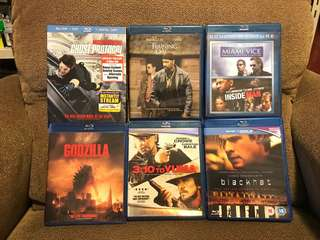 Used blu ray from amazon