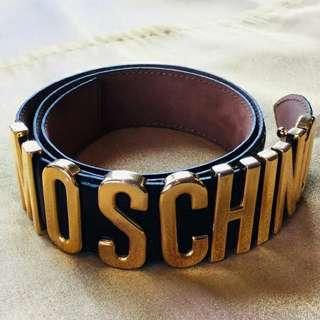 Auth. Moschino belt