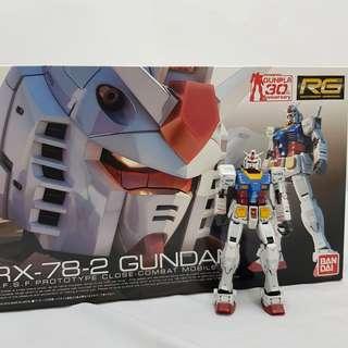 Gundam Rx-78-2 gundam RG