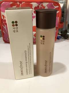 Innisfree Soybean Energy Essence EX