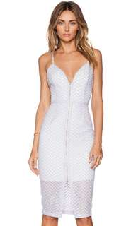 Elliatt Evoke midi slip dress