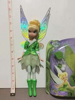 Disney Tinkerbell with Free New Gowns Set