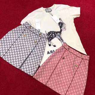 GUCCI 2018SS skirt (All Sizes+Free Shipping)