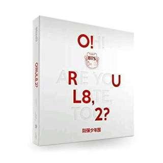 [PRE - ORDER] BTS O!RUL82