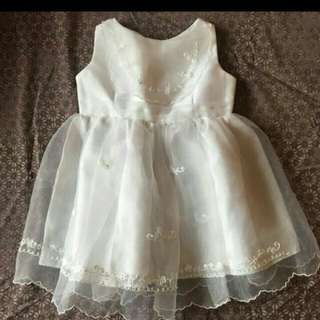 FOR SALE BAPTISMAL DRESS