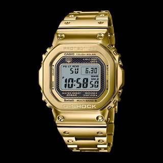 Casio GMW-B5000TFG-9ER Gold