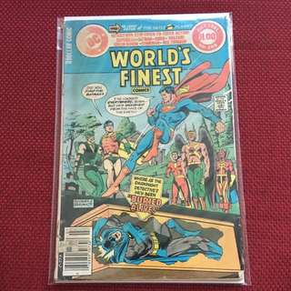 World's Finest 269