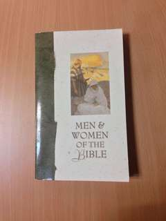 Men & Women of the Bible By Dan Harmon