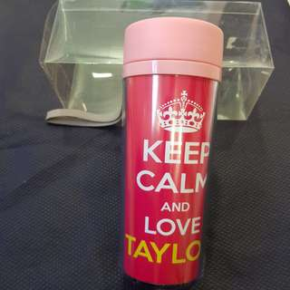 Taylor Swift Thermal Tumbler