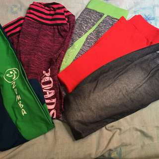 Leggings take all for 250