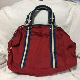 Old navy bag