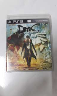 Kaset ps3 DMC