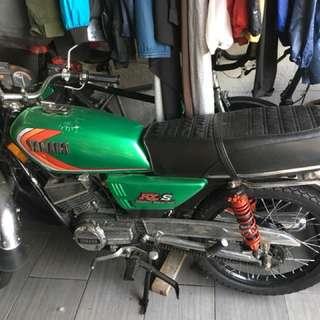 Yamaha rxs Congo 1995