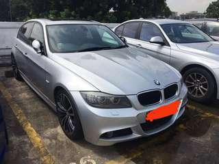 Bmw E90 325i I-Drive and sunroof