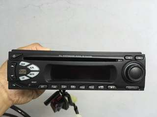 Radio CD Player Original Oem Perodua