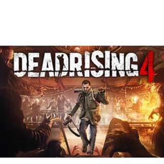 Dead Rising 4 (Normal Price S$39.00)