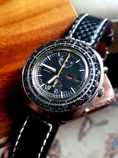 Seiko 6138-7000 Automatic Calculator Chronograph Watch ( Only piece available on Carousell)