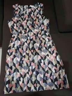 WAREHOUSE Tailored Dress
