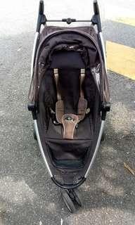 Pre Loved Stroller Quinny Zapp 2.0