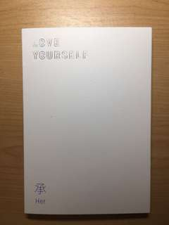 "BTS: Love Yourself ""L"" version"