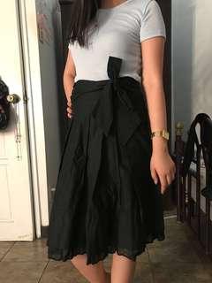 Black long skirt (Dorothy Perkins)