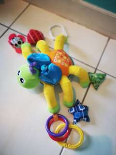 Fisher Price Lamaze Toy for Babies - Spider