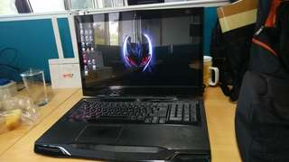 Dell Alienware NVIDIA GTX 580M HIGH END