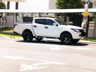 Mitsubishi Triton Vgt Adventure For Sale
